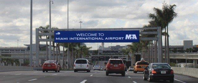 Airport Shuttle to and from Naples to Miami International Airport in and near Florida