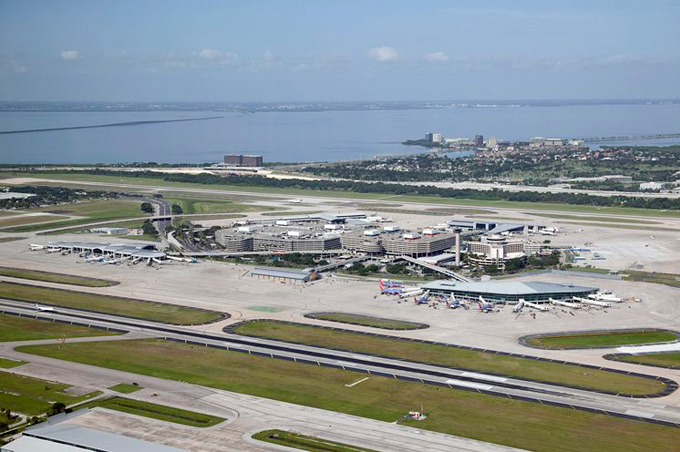 Airport Shuttle to and from Naples to Tampa International Airport in and near Florida