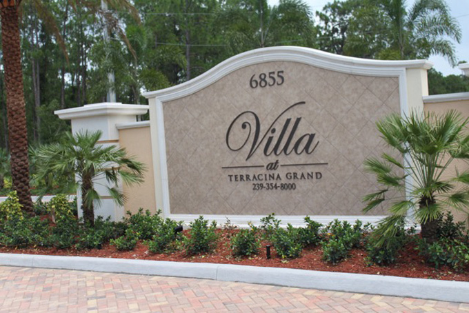 Shuttle to Assisted Living Villa at Terracina Grand in and near Naples Florida