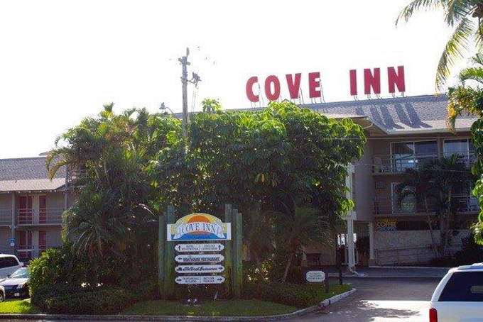 Airport Shuttle to and from Naples Cove Inn Hotel in and near Florida
