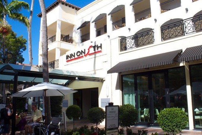 Airport Shuttle to and from Naples Inn on 5th Avenue Hotel in and near Florida