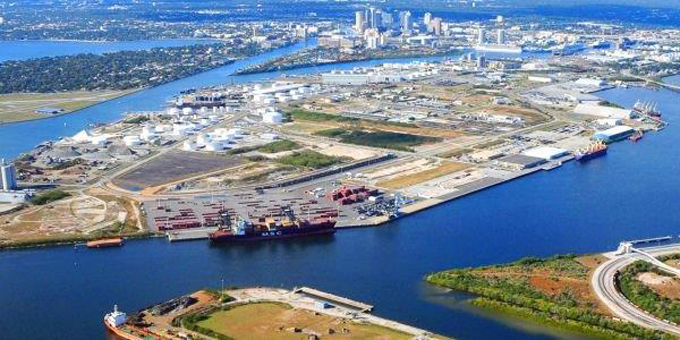 Shuttle from Naples to Cruise Ships and Seaports in Port Manatee in and near Florida