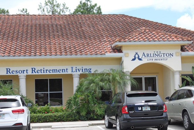 Shuttle To Assisted Living The Arlington In Naples FL